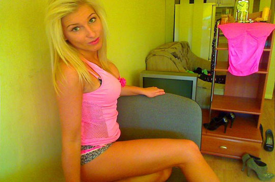 blondes sex webcam girl